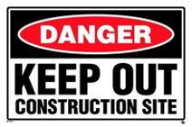 Construction & Site Signs