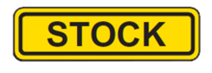 Stock Sign