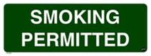 Smoking Permitted