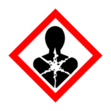 Class 6 GHS Chronic Toxic sign