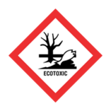 Environmentally Hazardous Sign