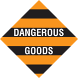 Mixed Class Dangerous Goods Placard